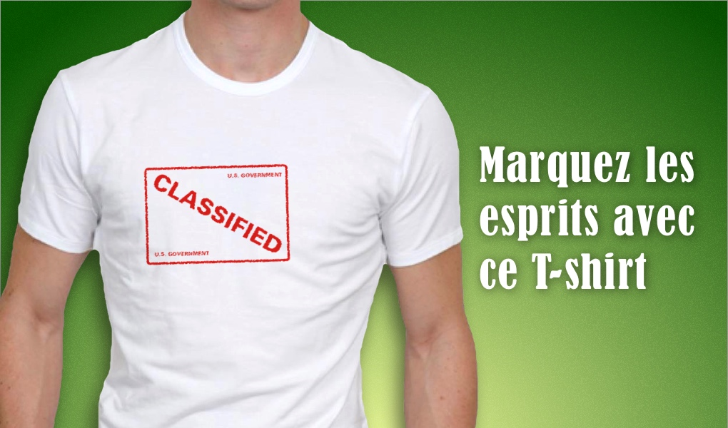 Ton transfert classified - Transfert sur t shirt ...